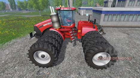 Case IH Steiger 1000 v1.1 for Farming Simulator 2015