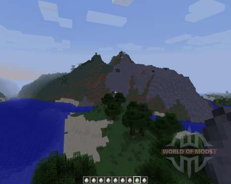 No Cubes [1.7.2] for Minecraft