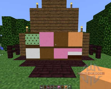 The Ice Cream Sandwich Creeper [1.5.2] for Minecraft