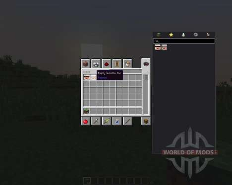 Nutellacraft [1.8] for Minecraft