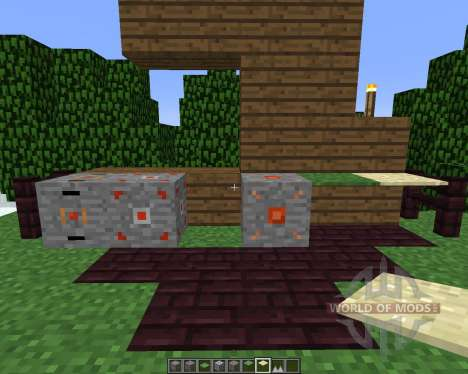 Hunting Traps [1.5.2] for Minecraft
