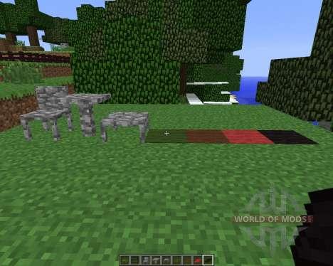 MrCrayfishs Furniture [1.5.2] for Minecraft