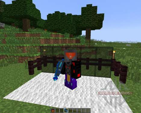 Metroid Cubed 2: Universe [1.7.10] for Minecraft