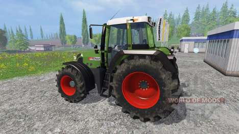 Fendt 820 Vario TMS for Farming Simulator 2015
