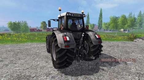 Fendt 936 Vario Black v2.0 for Farming Simulator 2015