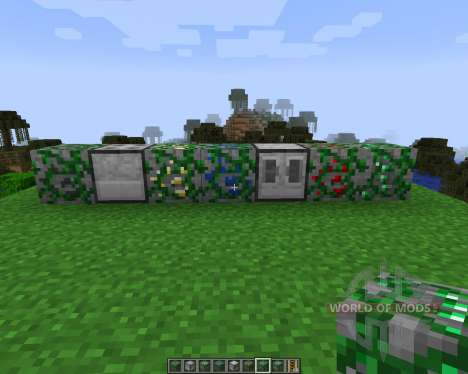 Oreganic [1.7.2] for Minecraft