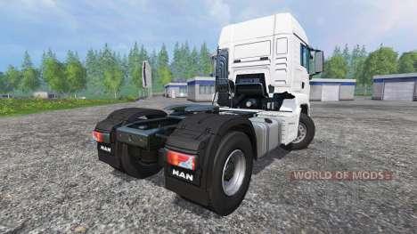MAN TGS 18.440 v1.2 for Farming Simulator 2015