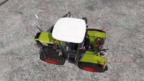 CLAAS Xerion 3800 Trac VC v2.0 for Farming Simulator 2015