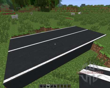 Asphalt [1.6.4] for Minecraft