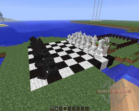 MineChess [1.5.2] for Minecraft