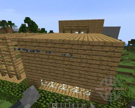 Call of Duty Knives [1.7.2] for Minecraft