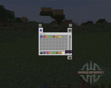 M&Ms [1.7.2] for Minecraft