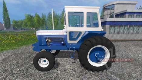 Ford 8000 for Farming Simulator 2015