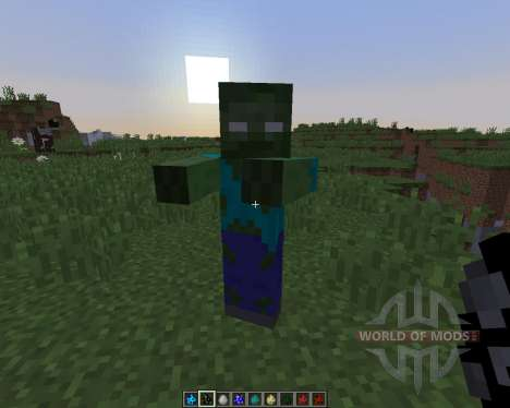 Undead Plus [1.8] for Minecraft