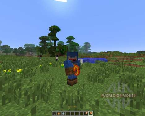 Power of the Elements [1.6.4] for Minecraft