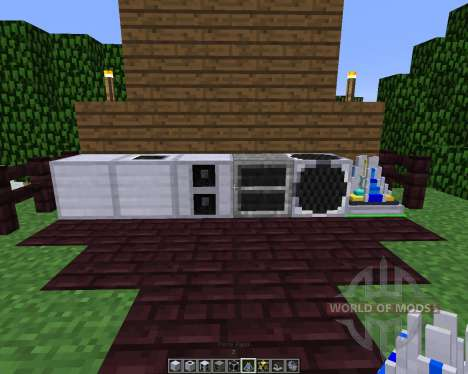 RotaryCraft [1.5.2] for Minecraft