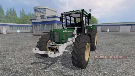 Schluter 1250 TVL Compact gruen for Farming Simulator 2015