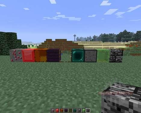 MoreCraft [1.6.4] for Minecraft