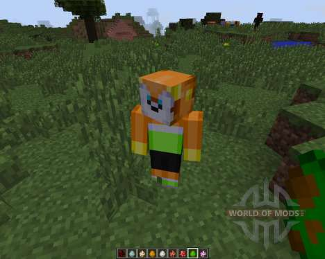 Sonic The Hedgehog [1.7.2] for Minecraft