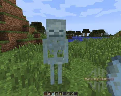 Mo Skeletons [1.7.2] for Minecraft