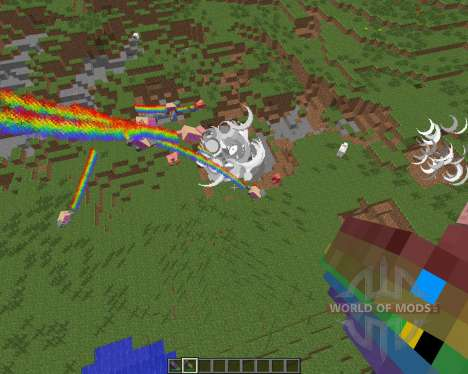 Trail Mix [1.6.4] for Minecraft