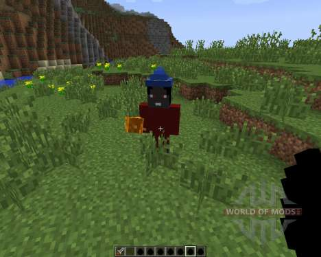 Fake (Monster) Ores [1.7.2] for Minecraft