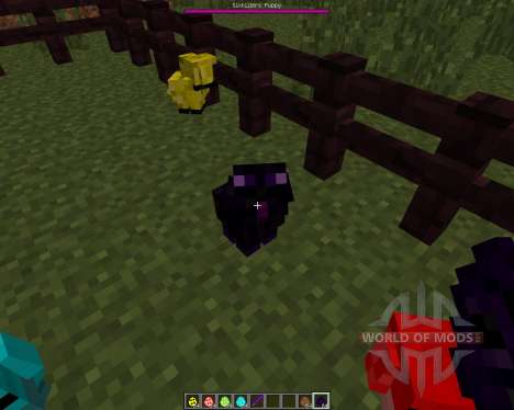 Cute Puppy [1.7.10] for Minecraft