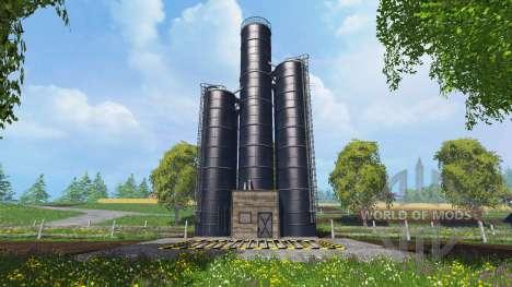 MH Forwarding v1.1 for Farming Simulator 2015