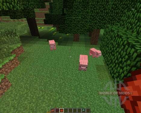 Throwable Bricks [1.6.4] for Minecraft