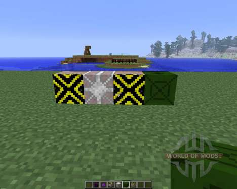 Explodables [1.5.2] for Minecraft