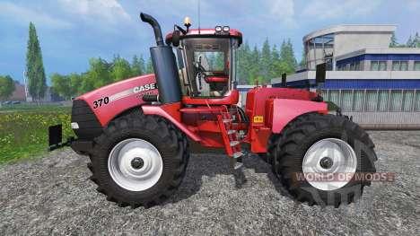 Case IH Steiger 370 Duals for Farming Simulator 2015