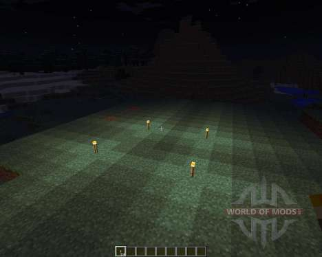 Dynamic Lights [1.6.4] for Minecraft