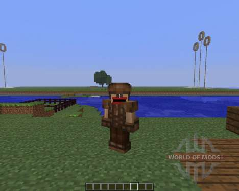 HarvestCraft [1.5.2] for Minecraft
