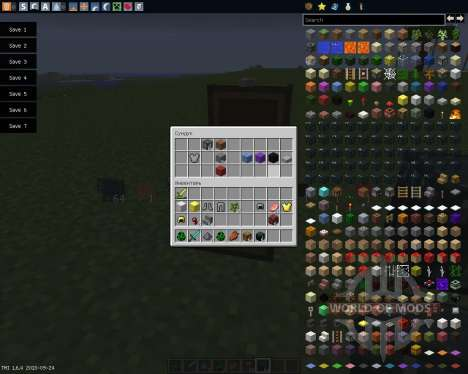 HoloInventory [1.6.4] for Minecraft