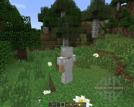 Show Durability 2 [1.7.2] for Minecraft