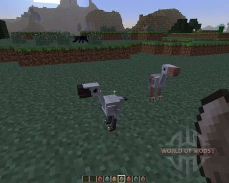 Fossil-Archeology [1.6.4] for Minecraft