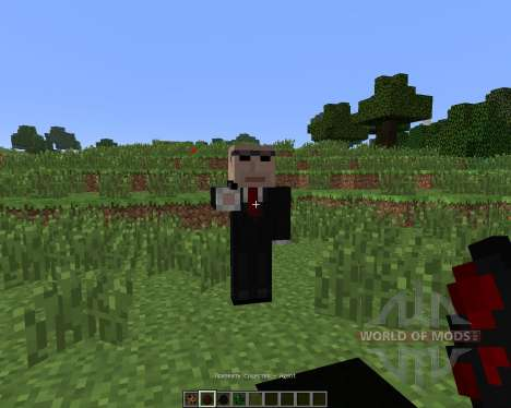 Secret Agent Craft [1.6.4] for Minecraft