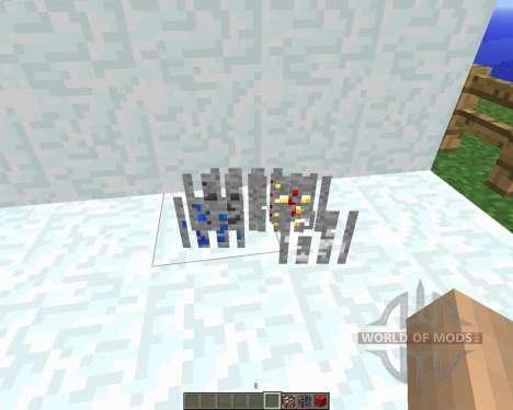 B0bGarys Growable Ores [1.5.2] for Minecraft