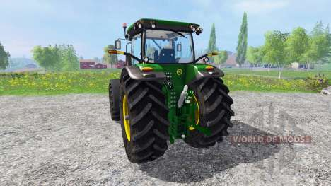 John Deere 7200R new version for Farming Simulator 2015