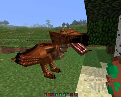 Mo Creatures [1.6.4] for Minecraft