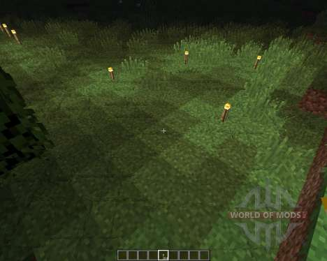 Better Foliage [1.8] for Minecraft