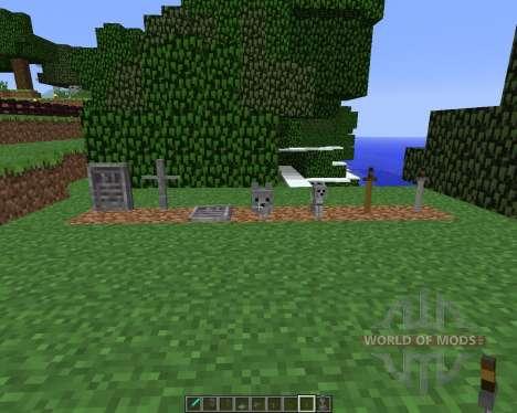 Gravestone [1.5.2] for Minecraft