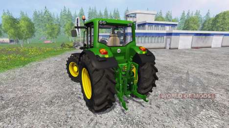 John Deere 7430 Premium for Farming Simulator 2015