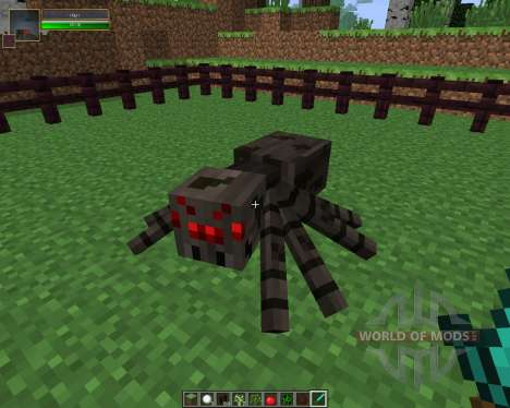 Damage Indicators [1.5.2] for Minecraft