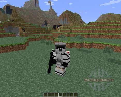 Star Wars [1.6.4] for Minecraft