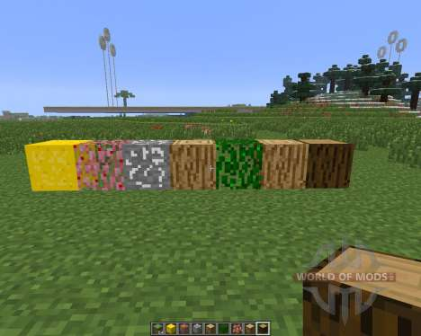 MoarFood [1.6.4] for Minecraft