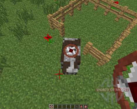 Attachable Grinder [1.7.10] for Minecraft