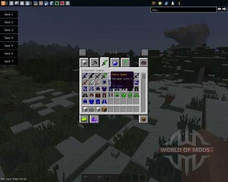 CreepTech [1.6.4] for Minecraft