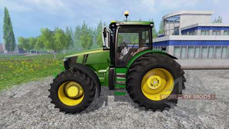 John Deere 7310R v3.0 for Farming Simulator 2015