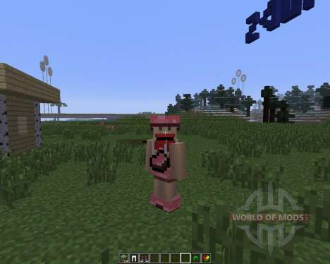 Special Armor [1.6.4] for Minecraft